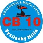 Bobrik Pavel - vysílačky Milín – logo společnosti