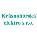 Krásnohorská elektro s.r.o. – logo společnosti