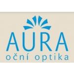 AURA oční optika s.r.o. – logo společnosti