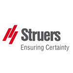 Struers GmbH, organizační složka- metalografie, materiálografie – logo společnosti