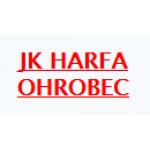 Jezdecký klub Harfa – logo společnosti