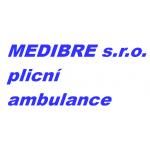MEDIBRE s.r.o. - plicní ambulance – logo společnosti