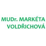 MUDr. MARKÉTA VOLDŘICHOVÁ- Veterinární klinika Štěchovice – logo společnosti