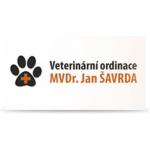 MVDr. Jan Šavrda - Veterinární ordinace Roztoky - Praha západ – logo společnosti