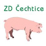 Zemědělské družstvo Čechtice, okres Benešov – logo společnosti