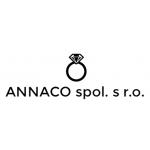 Zlatnictvi a hodinařství - ANNACO spol. s r.o. – logo společnosti