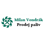 VONDRÁK Milan-Prodej Paliv – logo společnosti