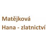 Matějková Hana - zlatnictví – logo společnosti