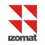 IZOMAT Praha s.r.o. (pobočka Průhonice) – logo společnosti