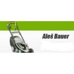 BAUER ALEŠ- ZAHRADNÍ TECHNIKA – logo společnosti