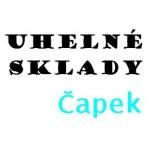 Ing. Josef Čapek - UHELNÉ SKLADY – logo společnosti