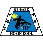 Škola Taekwon-do I.T.F. HOSIN SOOL (pobočka Průhonice) – logo společnosti