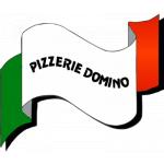 PIZZERIE DOMINO, PENZION DOMINO – logo společnosti
