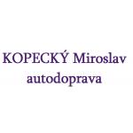 KOPECKÝ Miroslav- autodoprava – logo společnosti