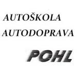 AUTOŠKOLA, AUTODOPRAVA - POHL (pobočka Nové Město nad Metují) – logo společnosti