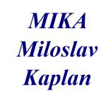 MIKA- Miloslav Kaplan – logo společnosti