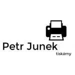 Junek Petr - tiskárny – logo společnosti