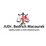 Macourek Bedřich, JUDr. – logo společnosti