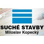 Kopecký Miloslav - Montáž suchých staveb – logo společnosti