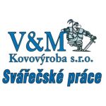 V&M - kovovýroba s.r.o. – logo společnosti