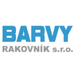 Barvy Rakovník s.r.o. – logo společnosti
