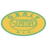 OBALY SLÁMA s.r.o. - sáčky na psí exkrementy – logo společnosti