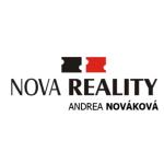 Nováková Andrea - Nova Reality – logo společnosti