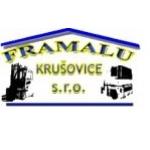 FRAMALU Krušovice s.r.o. – logo společnosti