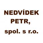NEDVÍDEK PETR, spol. s r.o. – logo společnosti