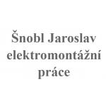 Šnobl Jaroslav- elektromontážní práce – logo společnosti