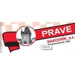 PRAVE Rakovník, a.s. – logo společnosti