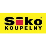 SIKO KOUPELNY a.s. (pobočka Jesenice) – logo společnosti