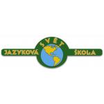 Vltavská Sylva - JAZYKOVÁ ŠKOLA SVĚT – logo společnosti