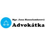 Mgr. Jana Hansalanderová - Advokátka – logo společnosti