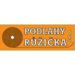 Podlahy Růžička, s.r.o. (pobočka Hostivice) – logo společnosti