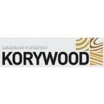 Rybář Ivo- truhlářství Korywood – logo společnosti