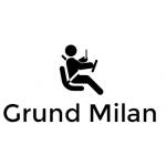 Grund Milan – logo společnosti