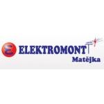 ELEKTROMONT Matějka, a.s. – logo společnosti