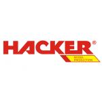 Hacker Model Production a.s. – logo společnosti