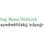 Vališová Dana, Ing. - zeměměřičský inženýr – logo společnosti