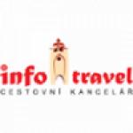 INFO TRAVEL s.r.o. – logo společnosti
