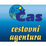 KADEŘÁBKOVÁ Blanka- ČAS CESTOVNÍ AGENTURA – logo společnosti