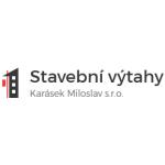 Stavební výtahy Karásek Miloslav s.r.o. – logo společnosti