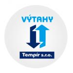 VÝTAHY Tempír s.r.o. – logo společnosti