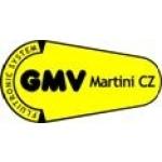 GMV Martini CZ, s.r.o. - výtahy – logo společnosti