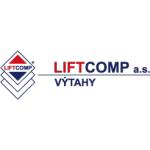 LIFTCOMP a.s. (pobočka Brno-Štýřice) – logo společnosti