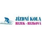JÍZDNÍ KOLA REZEK-REZKOVÁ – logo společnosti