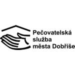 Pečovatelská služba města Dobříše – logo společnosti