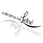 Jungrová Marie - Cukrárna Na Letné – logo společnosti