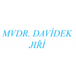 MVDR. DAVÍDEK JIŘÍ – logo společnosti